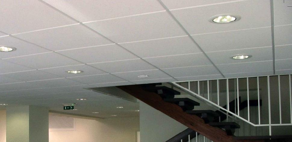 Dubois et associes fabricant menuisier brive menuiserie mixte brive atelier menuiserie - Faux plafond coupe feu 1h ...